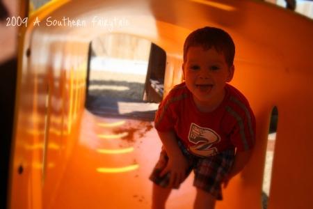 Tunnel of Fun