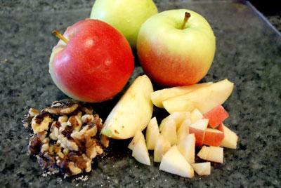 salad-apples-nuts