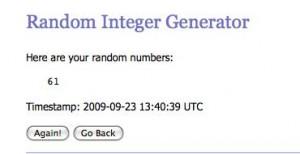 RANDOM.ORG - Integer Generator_1253713506125