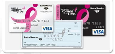 Susan G. Komen for the Cure   Partners & Sponsors   Bank of America_1254283400520