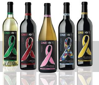ONEHOPE Wine - One Hope, Many Causes