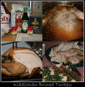 kikkoman brined turkey