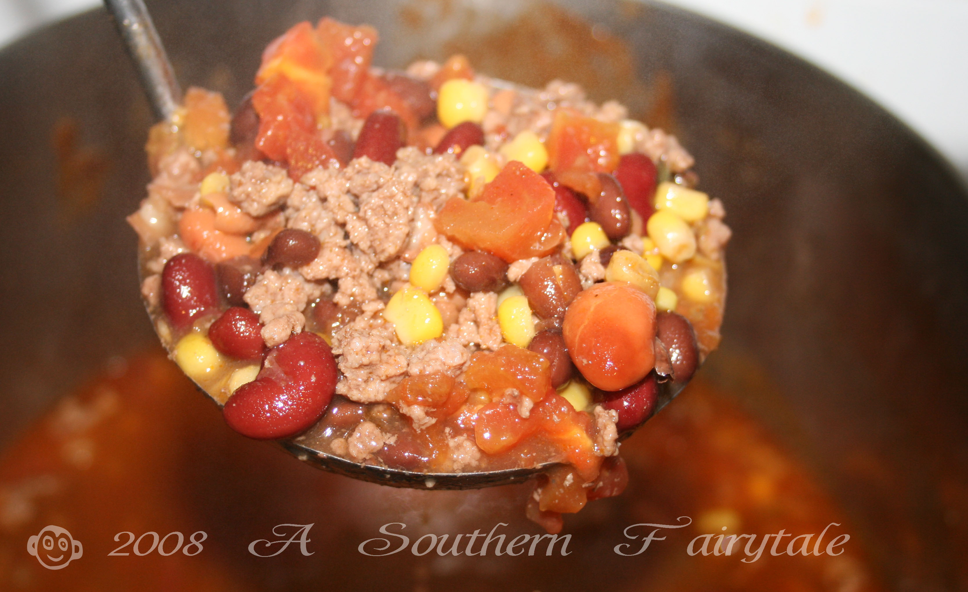 Easy Slow Cooker or One Pot Taco Soup