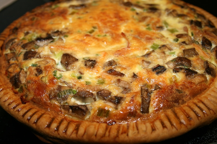 Mouthwatering Quiche Recipe