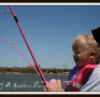 Princess archives page 2 of 7 a southern fairytale for Barbie fishing pole