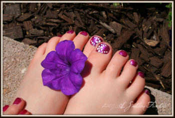 purple-princess-toes
