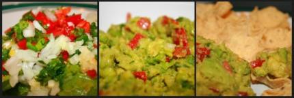 Making Guacamole at Home