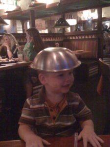 Monkey Bowl Head