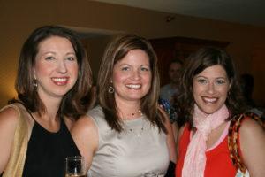 Tara, Andrea, Jenny