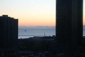 6 AM sunday morning