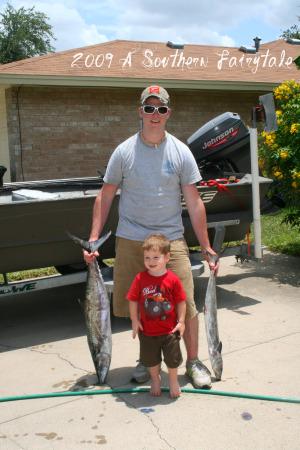 william's big fish