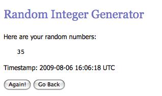 RANDOM.ORG - Integer Generator_1249574975290