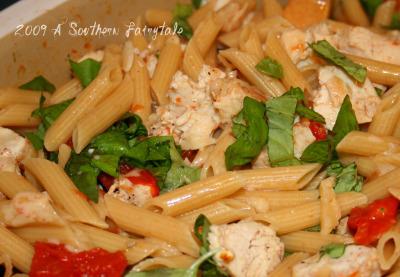 pampered pasta