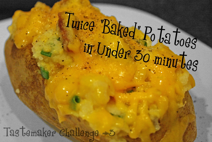 Twice baked potatoes a southern fairytale twice baked potatoes ccuart Images