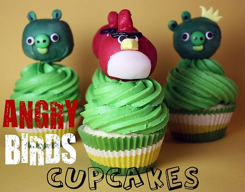 The Angry Birds Edition of Mouthwatering Monday