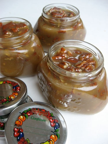 praline sauce