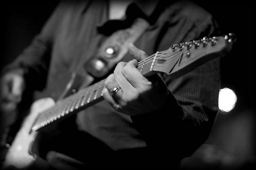 A Musician's Hands