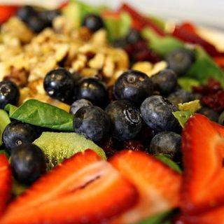 Grown Up Fruit Salad