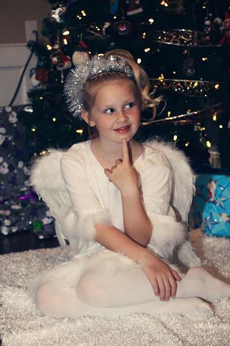 Mama's Little Angel?