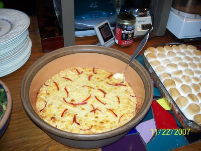 Mouthwatering Jalapeno Corn Pudding