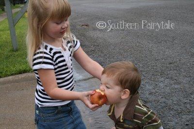 An Apple A Day ~ WW