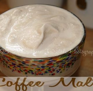 Mouthwatering Monday: Coffee Malts