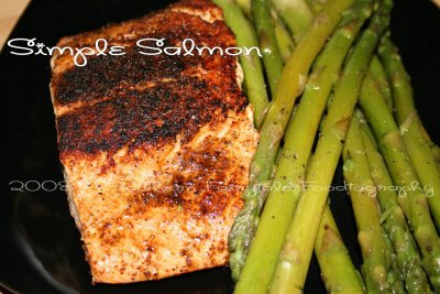 Simple Salmon: Mouthwatering Monday