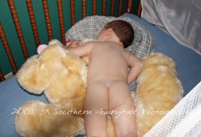 When Daddy Puts Monkey Down