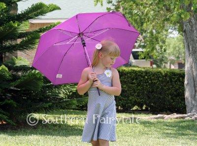 Under Her Umbrella