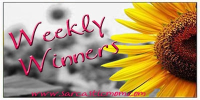 Lacy, Chocolatey, Crispy Weekly Winners
