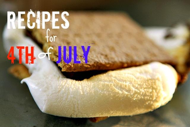 Fourth Of July Menu Ideas A Southern Fairytale