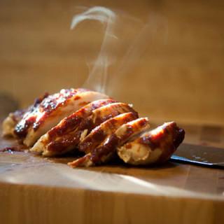 17 Day Diet Oven Roasted BBQ Chicken