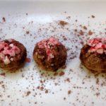 InJohnnasKitchen candy cane truffles