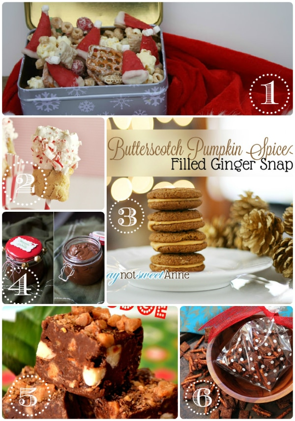 Yummy Holiday Gifts from The Kitchen