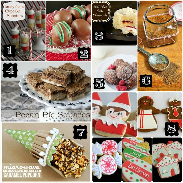 8 DIY Christmas Gifts From The Kitchen