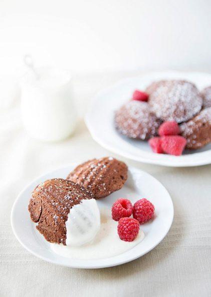 Chocolate Madeleine S A Southern Fairytale