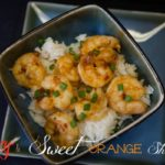 Spicy Sweet Shrimp with Jasmine Rice 2