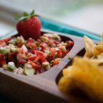 Strawberry Avocado Salsa RG3