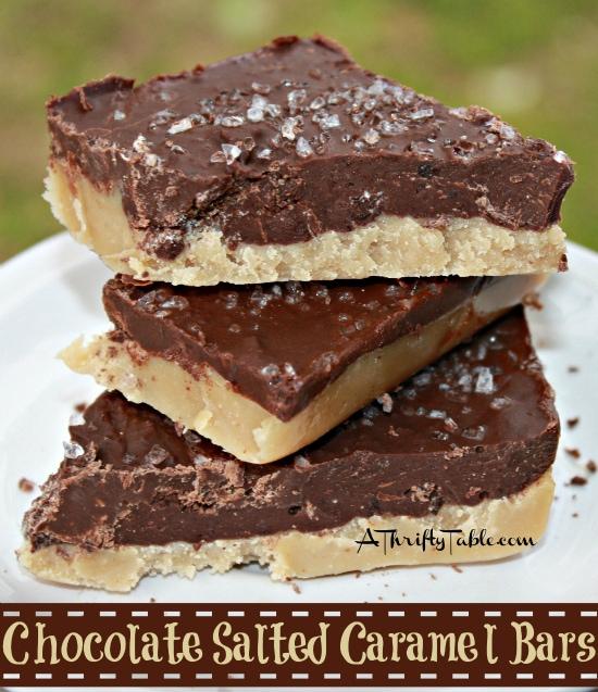 Chocolate-Salted-Caramel-Bars