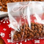homemade chocolate covered espresso beans