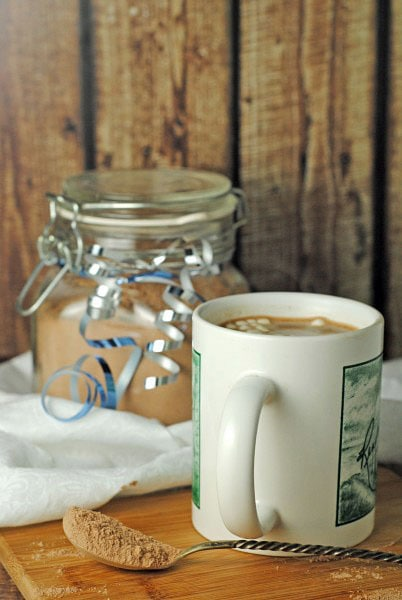 Mexican Hot Cocoa Mix ~ Bake, Craft, Sew!