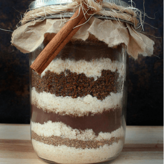 Chai Chocolate Cupcake Mix Recipe