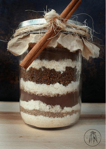 chai chocolate cupcake mix