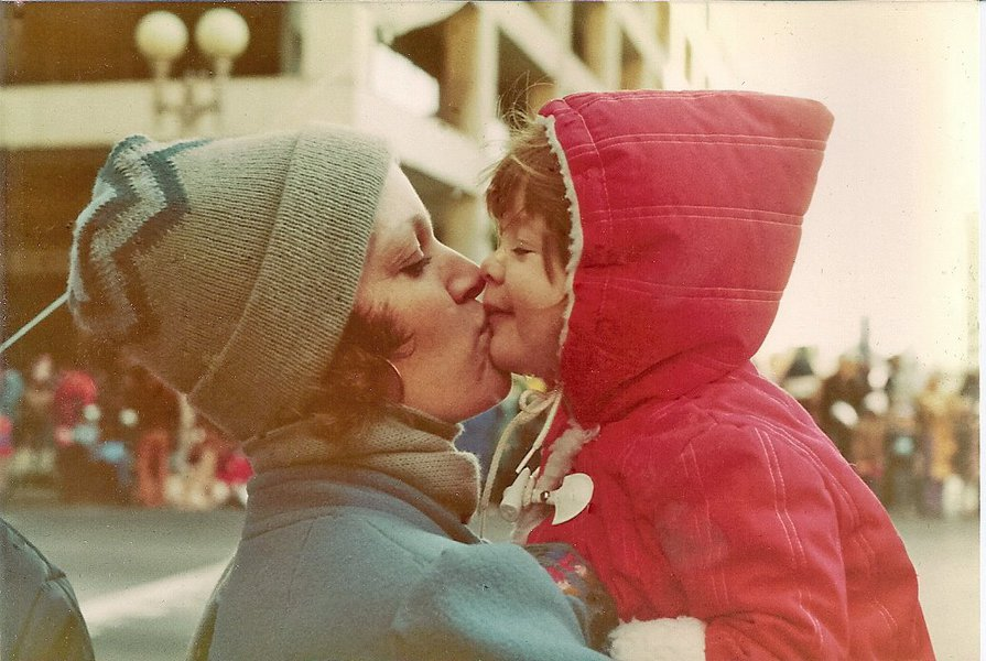 Happy Birthday, BeBe aka Becca Jane aka Mama