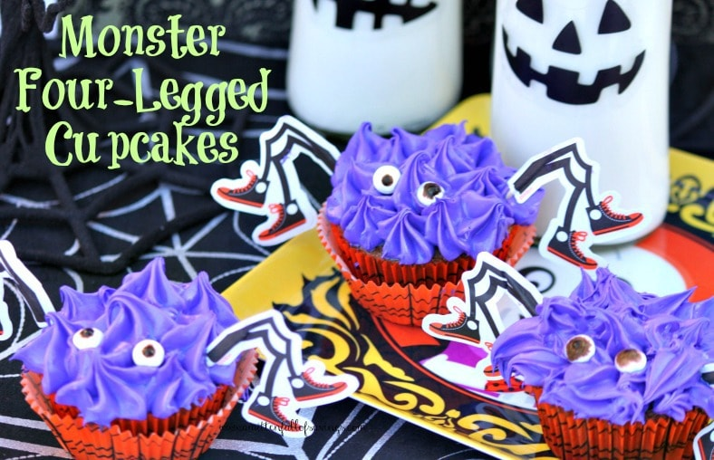 monster-4-legged-cupcakes