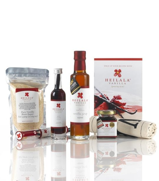 Baker's Ultimate Vanilla Gift Pack from Heilala