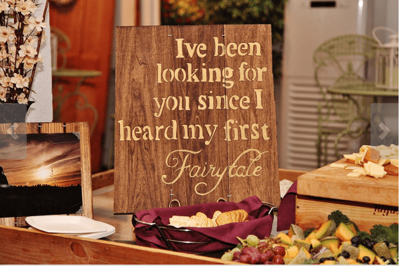 fairytale sign