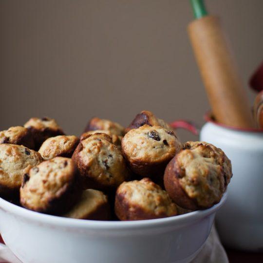 Granny's Bran Muffins