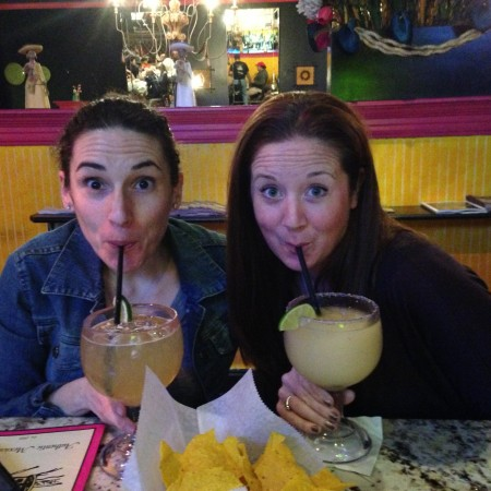 margaritas with laura