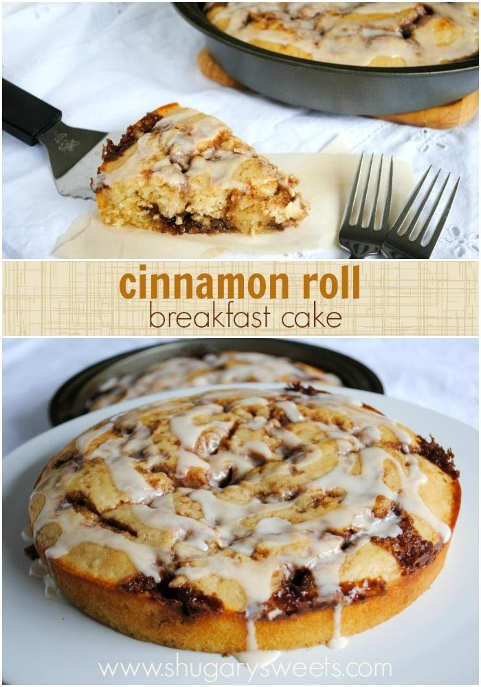 cinnabon breakfast cake